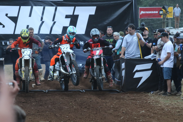 125 Dream Race Holeshot Challenge