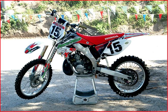 2010 CR250 Elsinore