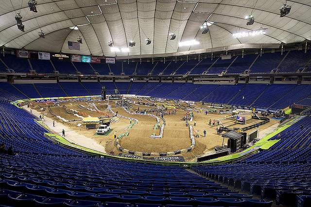 Minneapolis-supercross