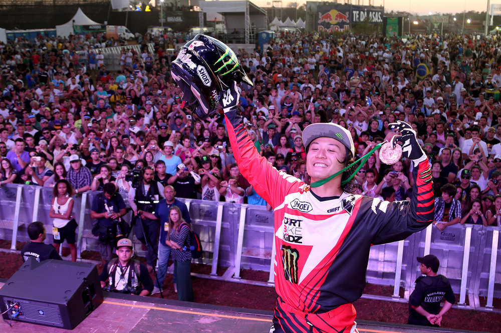 X Games Foz Do Iguacu 2013 - April 21, 2013
